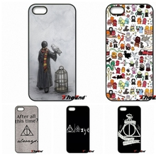 Coque Nebula Harry Potter Movie Poster Phone Case For Moto E E2 E3 G G2 G3 G4 G5 PLUS X2 Play Nokia 550 630 640 650 830 950(China)