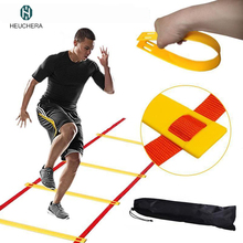 Agility Ladder for Soccer Speed Football Fitness Feet Training Durable Speed Training With Carry Bag Equipment adult or kids(China)