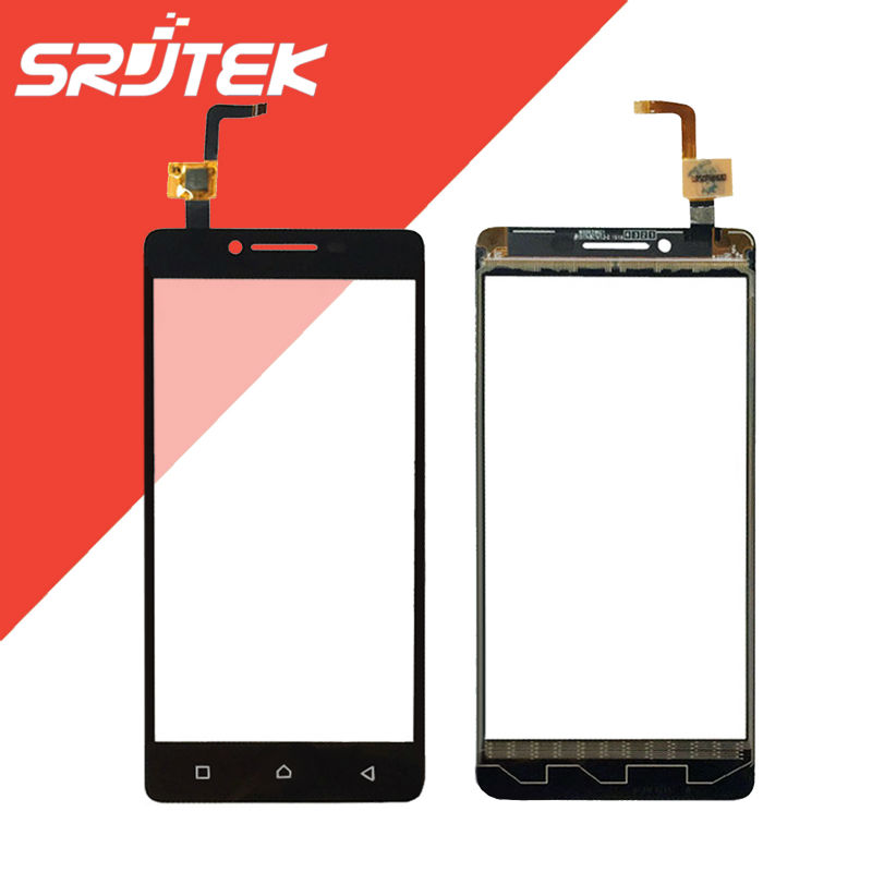 For Lenovo A6010 / A6010 Plus Touch Screen Digitizer Sensor Outer Glass Black Replacement Parts Free Tracking<br><br>Aliexpress