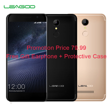 "LEAGOO M5 EDGE 4G Smartphone Android 6.0 5.0"" HD IPS Quad Core 2GB+16GB 13MP Fingerprint 3D Edgeless Slim Display Mobile Phone"