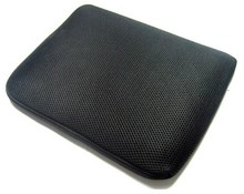 Black Color 10,12,13,14,15,17 inch portable durable net mesh laptop notebook tablet bag sleeve pouch cover case bag01