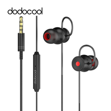 dodocool gaming headset earphone for phone Virtual 5.1 Surround Sound headphones with microphone for computer games 3D Movie