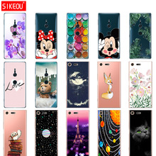 Buy Silicone phone Case Sony Xperia XZ2 Case Sony XZ2 Compact Cover Sony XZ1 /XZ1 Compact/XZ Premium Cases butterfly for $1.35 in AliExpress store