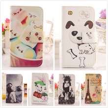 AIYINGE Flip PU Leather cell phone Cover Skin Protection Holder & Credit Card Accessories wallet pouch Case For inew v3