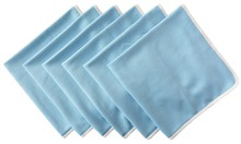 Sinland 6PCS Microfiber Glass Towel Window Windshield Cleaning cloths Eyeglass Towels Fast drying durable glass taps(China)