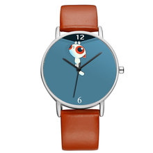 BAOSAILI Beautiful Blue Ocean Face Women Watches Wrist Watches for Men Hand Wristwatches Christmas Gift Clock Bs9045(China)