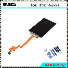 Sinbeda AAAA Quality LCD Screen For iPod Nano 7 7G 7th LCD Display Screen Replacement Parts Free Shipping(China)