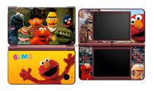 Elmo 361 Vinyl Skin Sticker Protector for Nintendo DSI XL LL for NDSI XL LL skins Stickers