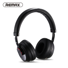Buy REMAX Wireless Music Bluetooth Headphones Headset HD Mic Noise Cancelling hifi sound 3D Stereo bass music phone for $60.74 in AliExpress store