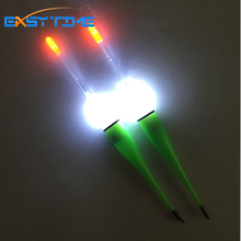 Easy Time 2pcs 20cm Electronic Luminous Float Decoupling Device Fishing Float And Fishing Hook Take Remover Decoupling Device