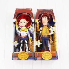 44 cm Toy Story 3 que habla de la figura de acción del PVC del juguete 1833cb2e559