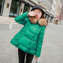 No.8 Shop 2016 New Women Slim Winter Short Down Jacket Clearance Trend Female Ladies Warm Coats Jackets Down Parkas Fashion Red(China)