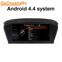 Ouchuangbo android 4.4 car stereo radio multimedia for E60 E61 E63 E64 with wifi Bluetooth gps navigation mp3 mirror link