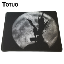 Custom Design Anime Death Note Rubber Anti-slip Mousepad Computer Gaming Mouse Pad Speed Play Mat for Virtus Pro Dota 2(China)
