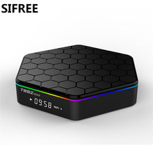 SIFREE T95Z PLUS Android TV Box Amlogic S912 Octa Core 2GB 16GB Android 6.0 Smart TV Box 2.4G/5GHz Wifi Bluetooth Kodi IPTV Box