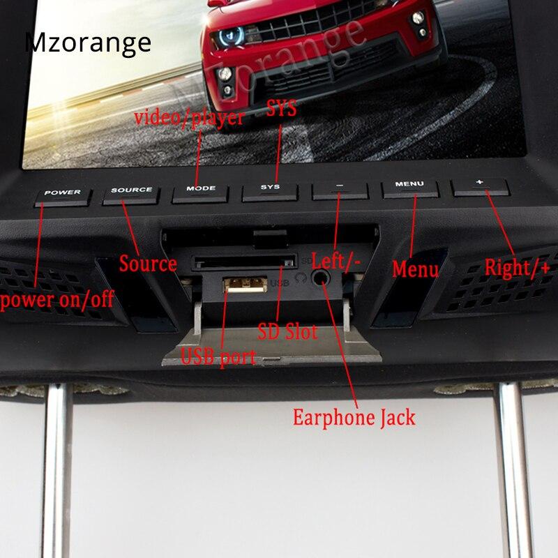 headrest monitor 2