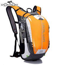 18L Professional Outdoor Bicycle Backpack Unisex 6Color Cycling Running Packsack Camping Fishing Bag Hydration Pack Rucksack