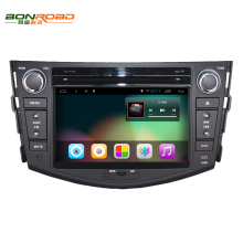 Quad Core 1024 600 Android 6.0 Car Video DVD Player For RAV4 Radio Rds GPS Navigation bluetooth Screen Wifi