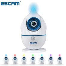 Escam Penguin QF521 Cheap 2 way audio security camera IP internet wireless baby video movement monitor camera wifi for baby room(China)