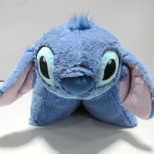 Rare Special Original Movie Cartoon Stitch 626 Cute Stuff Plush Toy Cushion Pillow Baby Birthday Gift