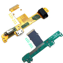 Original USB Charging Board+Earphone Port Flex Cable FPC For Huawei MediaPad 10 Link LTE-A S10-201L S10-201u S10-201w S10-231(China)
