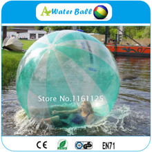 Good Quality 2M Factory Price Human Sized Hamster Ball,Water Walking Ball ,Inflatable Water Ball,Zorb ball On Sale(China)