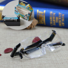wholesale 2016 New As Seen on TV New Big Vision Magnifying Eyewear Glasses See 160% More Better