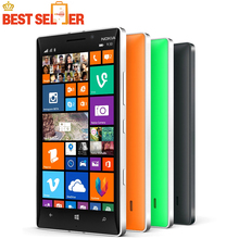 Original Nokia Lumia 930 cell phone 20MP Camera LTE NFC Quad-core 32GB ROM 2GB RAM in stock