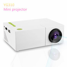 YG310 LCD Projector HD Resolution Multimedia LED Projection Apparatus Mini projector YG 310 protable proyector Pico Projectors