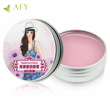 Sweethearts Solid Perfume Cream Lady Balsam Body Perfumes Original Fragrances Charm Women Necessary 20g Long-lasting Fragrance