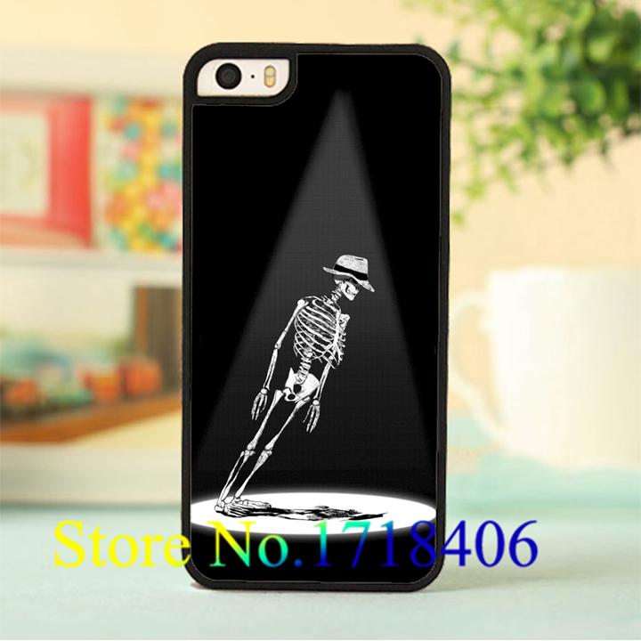 Anti Gravity Skull Design cell phone case cover for iphone 4 4s 5 5s 5c SE 6 6s & 6 plus 6s plus 7 7 plus #8172an(China (Mainland))
