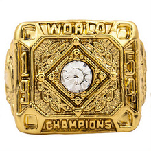 Whosale Sales Promotion for Replica Newest Design 1954 San Francisco Giants Major League Baseball Championship Ring for Fans