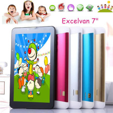 Reliable Kids Tablet PC 7'' Dual Core Android 4.4 8GB Dual Camera 1.2Ghz Wi-Fi(China)