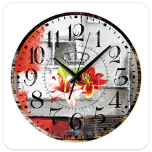 Large size absolutely silent wall clocks quartz clock movement home decoration wall watch big size unique wall clock home decor
