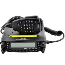 TYT TH-9800 Mobile Transceiver HF / VHF / UHF Walkie Talkie 800 Channel Automotive Radio Station Quad Band LCD Dual Display(China)