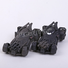 Batman Batmobile Car Toys with Lights & Sound PVC Action Figure Collectible Toy 15.5cm 2 colors