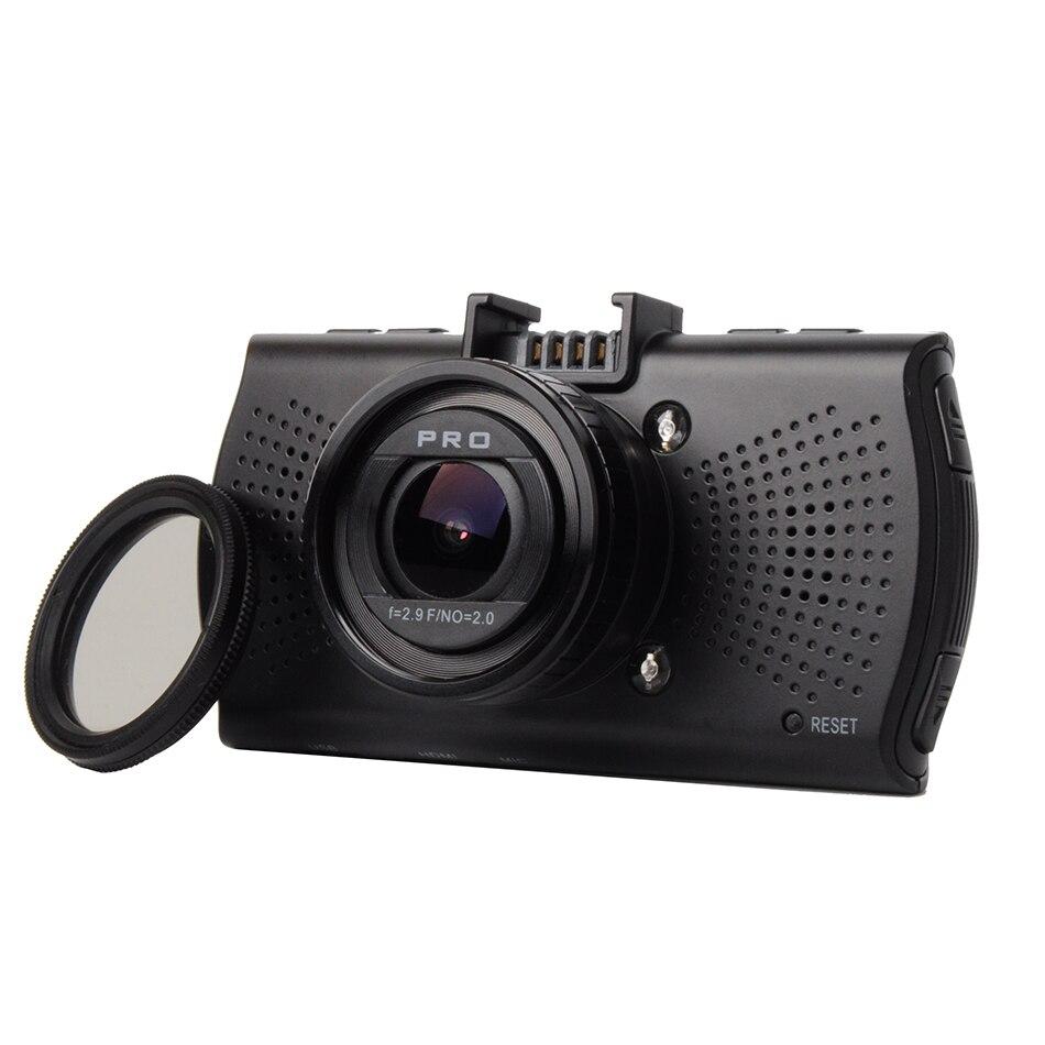 Ambarella A12 Car DVR Camera DVRs FHD 1440P HDR Night Vision Dashboard Camcorder Video Recorder Dashcam  With GPS Logger CPL<br><br>Aliexpress