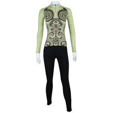 Mountain bike car outdoor riding clothes wholesale service per paladin hot spring and summer female long sleeved 319(China)