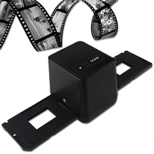 High Resolution Film Scanner Scanning And Capture 17.9 Mega Pixels 135 Slide and Film Converter 35mm Negative Film Scanner