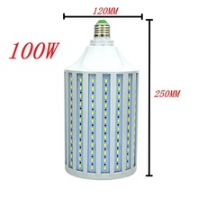 50W 60W 80W 100W LED Corn bulb Light E26 E27 E39 E40 B22 High brightness 110 220V Maize Lamp Home Indoor Outdoor street lighting(China)
