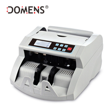 Automatic Count Money Machine with Cash Counting and Detecting Suitable for Multi-Currency Bill Counter Banknote Counting Machine(China)