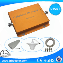 65db AGC  GSM1800 Dual Band Cellular phone signal repeater booster 850  1800MHZ Office booster amplifier free download
