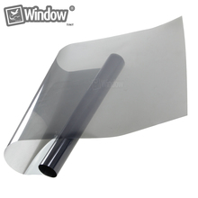 35% Automotive Window Film Black Ceramic Car window Films 5feet x 100feet(China)