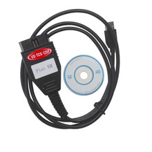 High Quality for FIAT KM Programm TOOL via OBD2 Odometer Mileage Correction Programmer for FIAT KM TOOL