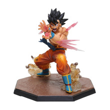 Anime Dragon Ball Z Figuarts ZERO SON GOKU KameHameHa Ver. PVC Action Figure Model Toy(China)