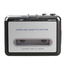 Top Quality Tape to MP3 CD USB Cassette Capture Converter Audio Music Player Cassette Player Old Fashion