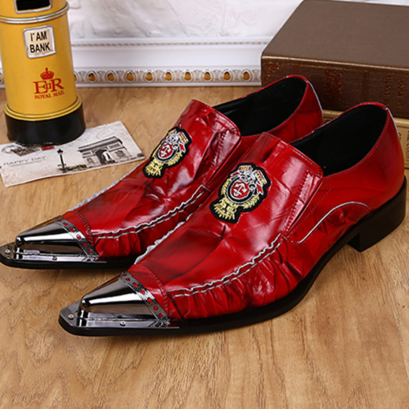 Mens dress shoes sex