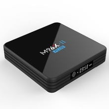 Buy M96X II Plus Amlogic s912 TV Box Android 7.1 Kodi Pre-installed OTT TV Box 2G RAM 16G ROM 1000M Ethernet 3D 4K 60fps Russian for $88.00 in AliExpress store