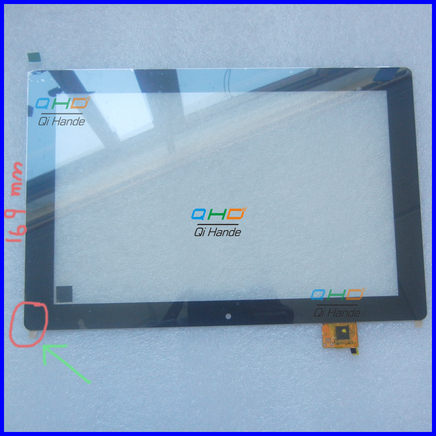 254*169mm New black 10.1 inch 101178-01a-v2 touch screen Touch panel Digitizer Glass Sensor Replacement Free Shipping 101178 01a<br><br>Aliexpress