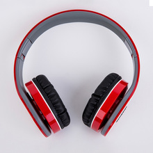 New Foldable Gaming Headphone Stereo Sound Deep Bass Earphone With Microphones  For Computer Mobile Phone Tablet Pc Mp3 Mp4 Pc